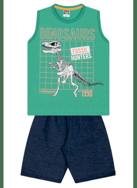 7397 verde moletom intantil dinosaurs dino 01