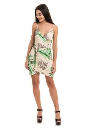 2142 vestido viscolycra estampada 1