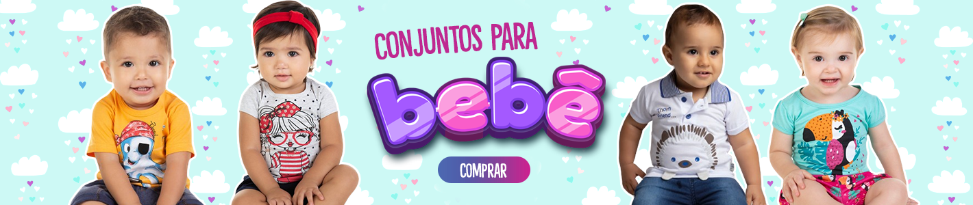 Conjunto Bebê