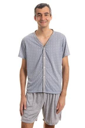 10147 pijama masculino com botao 2