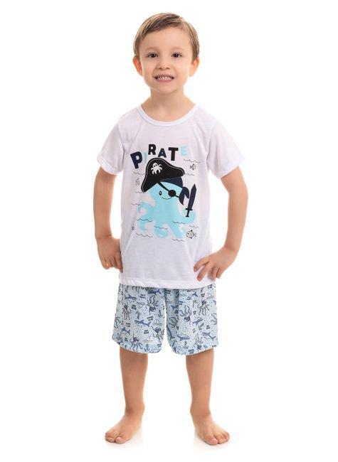 10109 e 10110 pijama infantil masculino pirata 1
