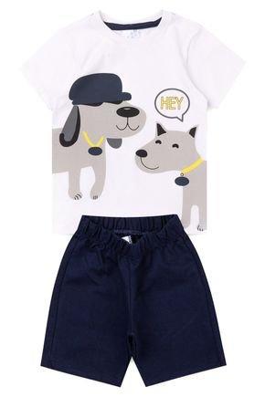 5014 conjunto infantil cachorros hey 1