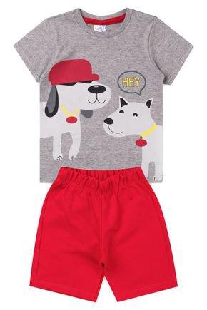 5014 conjunto infantil cachorros hey 4