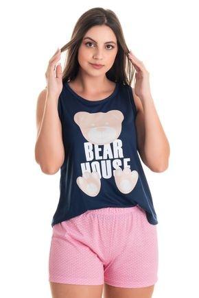 10153 conjunto pijama feminino 3