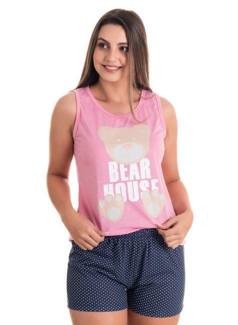 10153 conjunto pijama feminino 1