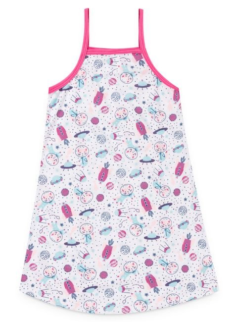 10141 camisola infantil estampada