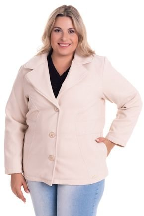 2083 10 casaco feminino em la batida plus size