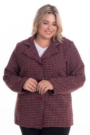 2283 1 casaco la tweed plus size