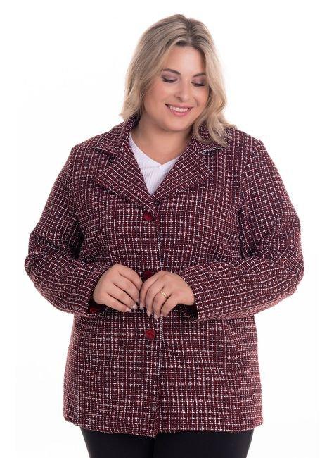 2283 1 casaco la tweed plus size