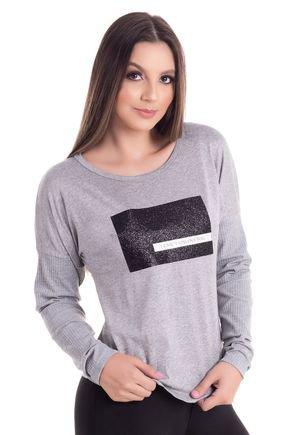 2447 1 blusa feminina decote redondo em malha visco 0