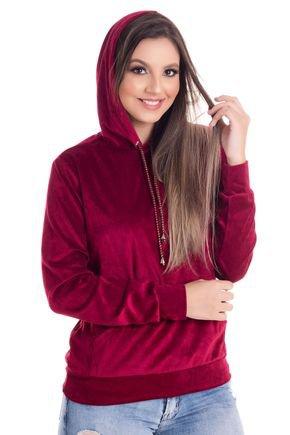 2459 2 casaco plush com capuz e ilhos 0