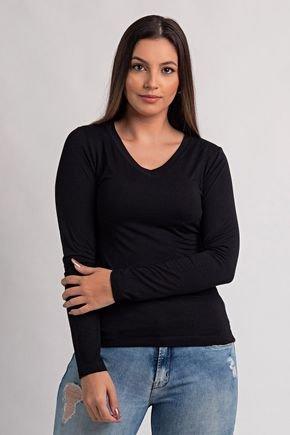 2104 blusa feminina manga longa visco ki beleza 5