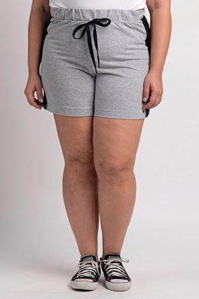 0585186 shorts feminino plus size moletinho cereja rosa 4